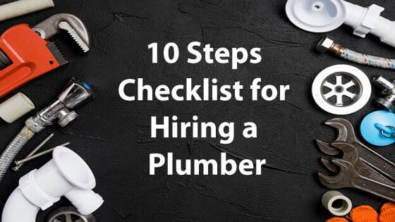 10 Steps Checklist for Hiring a Plumber in Melbourne