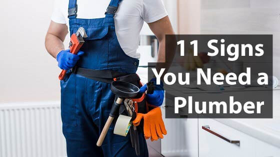 11 Signs You Need a Plumber in Melbourne