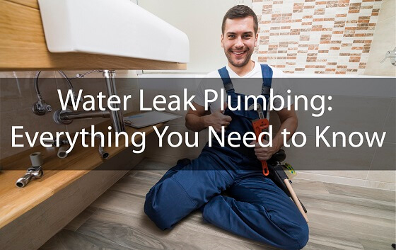 Water Leak Plumbing: Everything You Need to Know