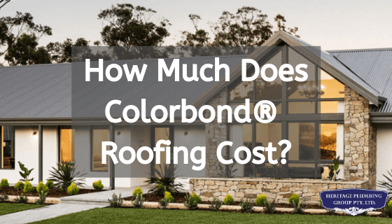 How Much Does Colorbond Roofing Cost