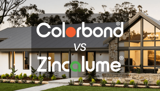 colorbond vs zincalume