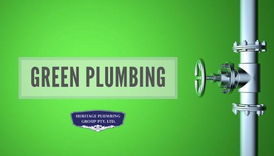 green plumbing melbourne