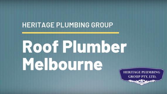 How Heritage Plumbing Implemented A Complex Commercial Roof Plumbing Job