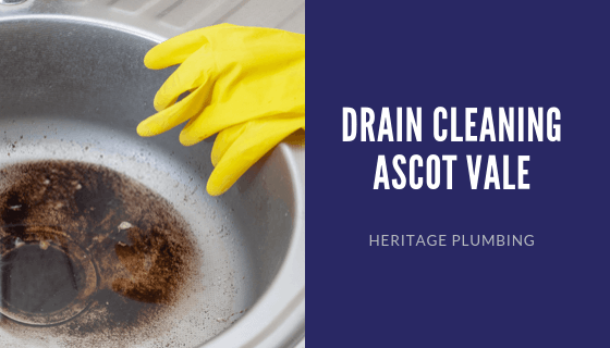 Drain Cleaning Ascot Vale