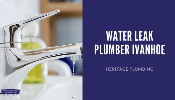 ivanhoe plumber