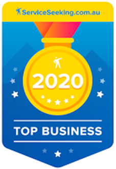 Service Seeking Top Businesses award 2020