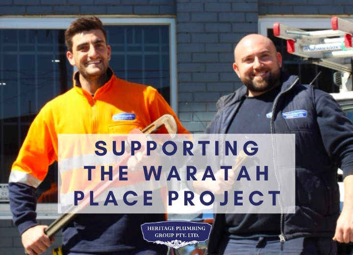 Supporting the Waratah Place Project