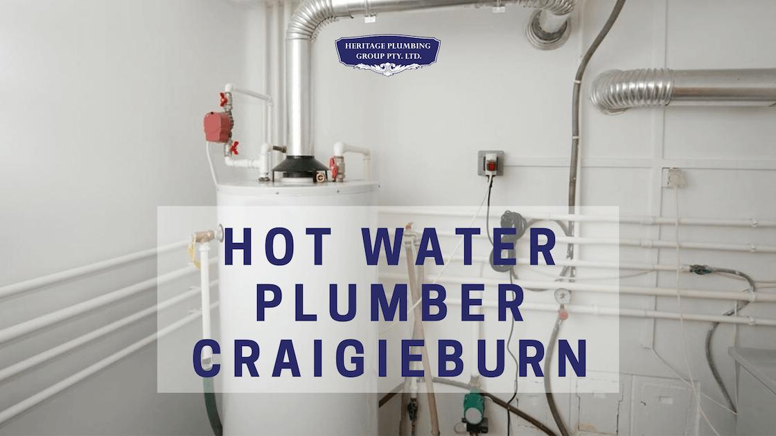 Hot Water Plumber Craigieburn