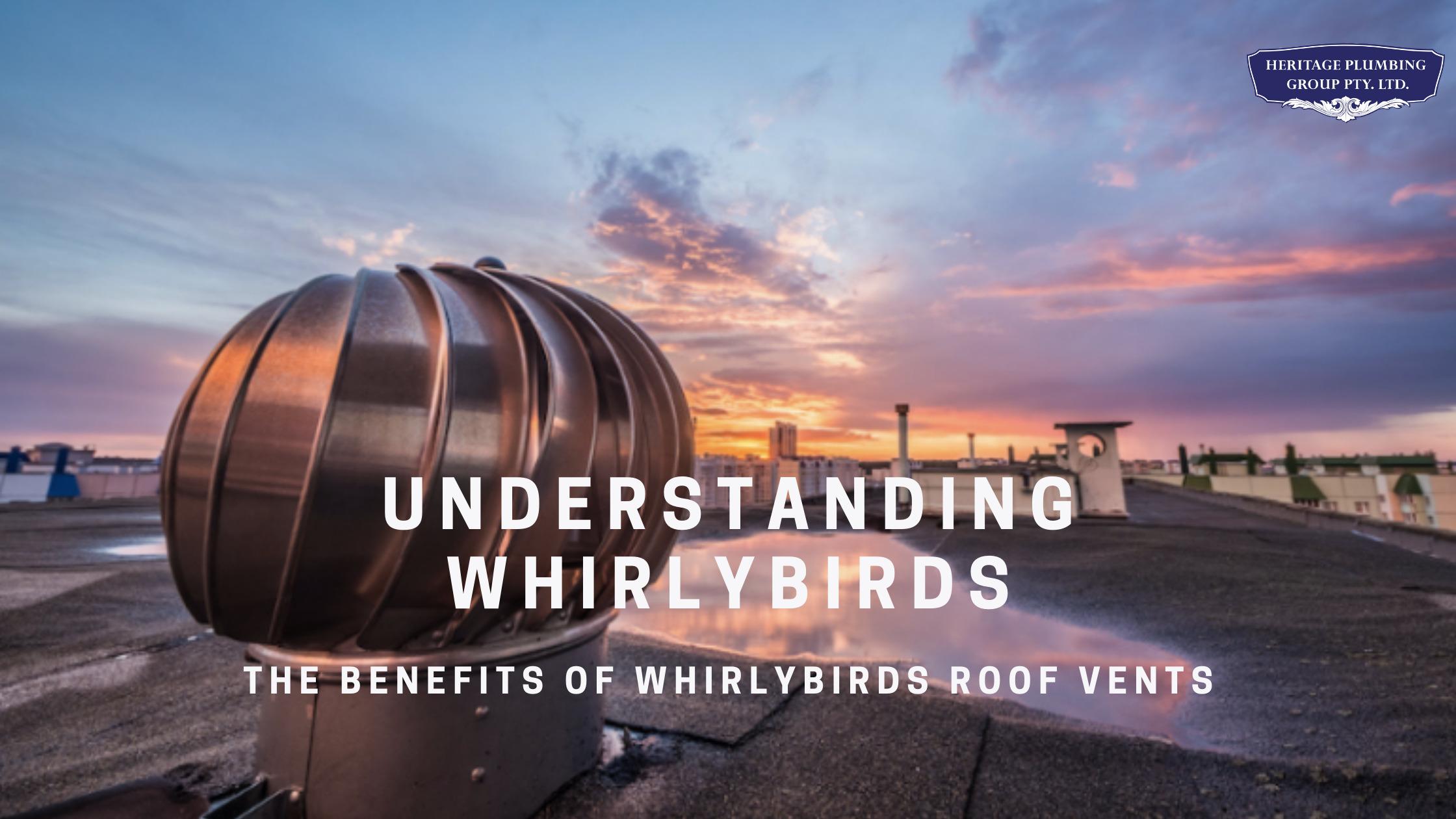 whirlybirds benefits
